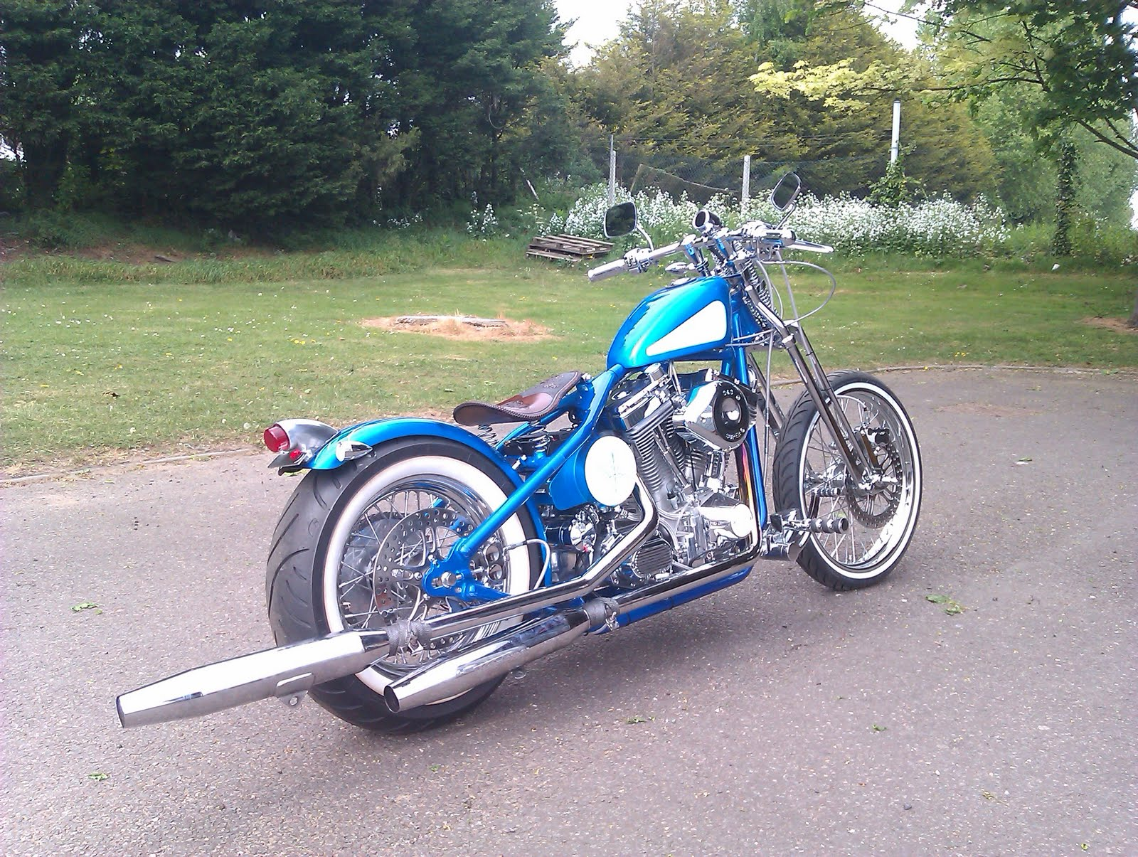 how to build a bobber uk