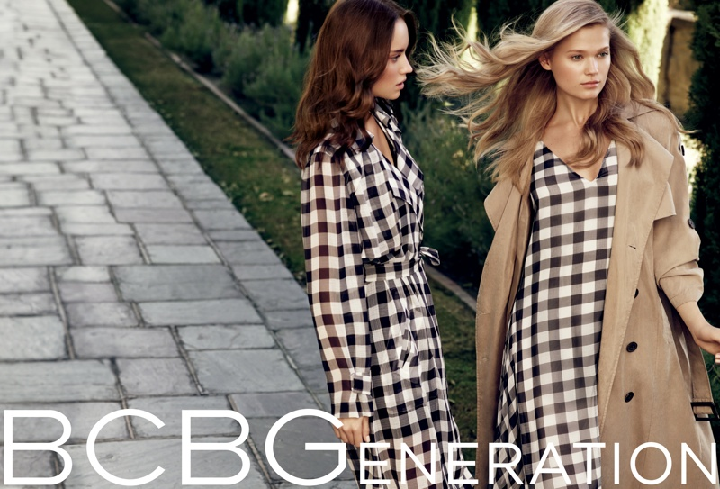 BCBGeneration Summer 2015 Campaign