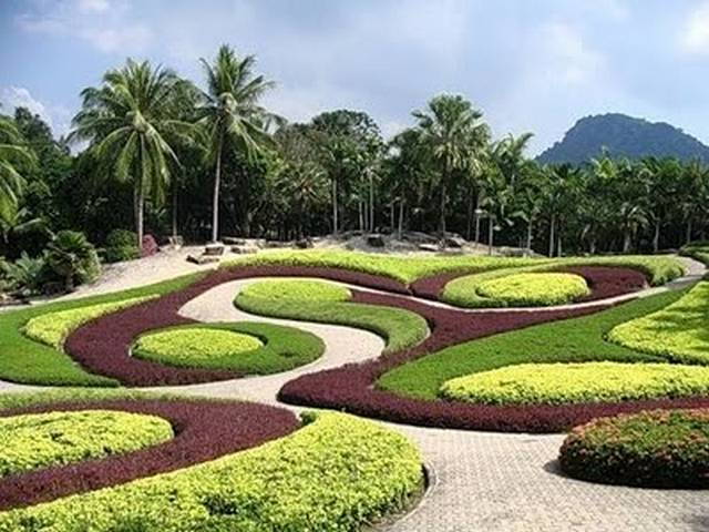 Most Amazing Gardens In The World World Information