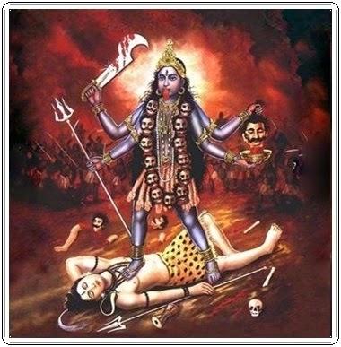 Maa Kali Mantras