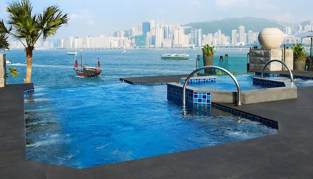 piscina intercontinental hong kong