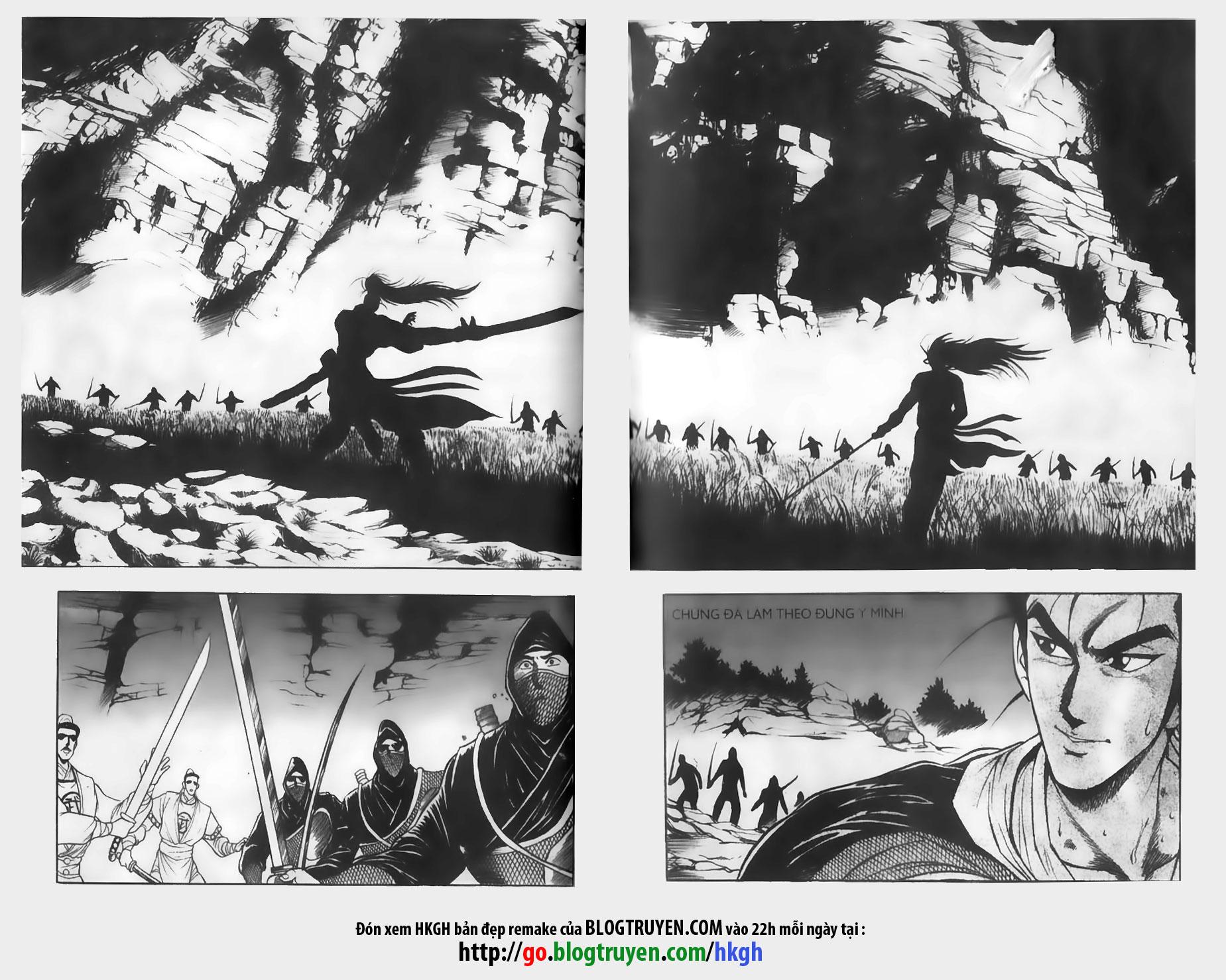 xem truyen moi - Hiệp Khách Giang Hồ Vol04 - Chap 025 - Remake