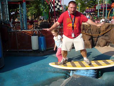 surfboard Disneyland