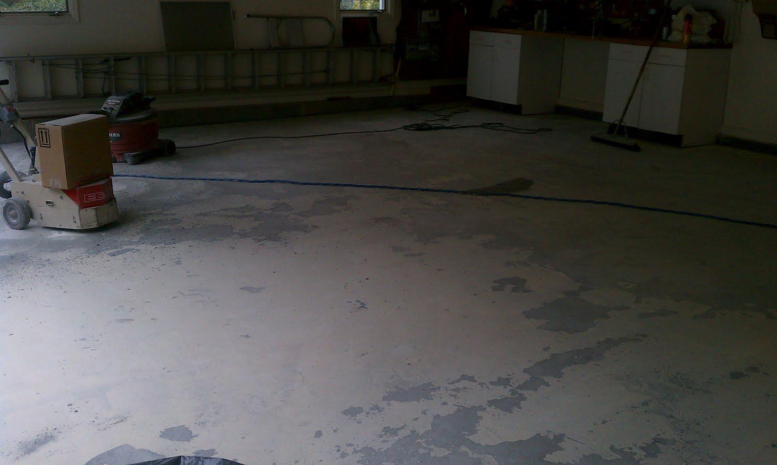 Prep For Epoxy Garage Floor : Legacy industrial s site how to prepare garage floor