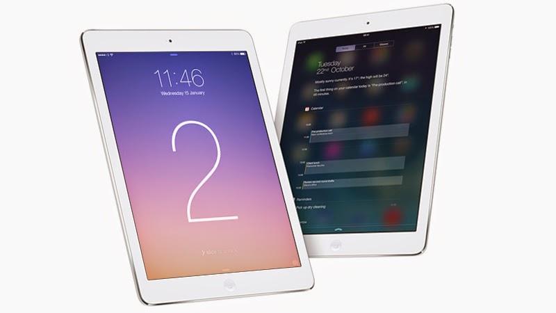 الكشف عن التكلفة الحقيقية لـ iPad Air 2