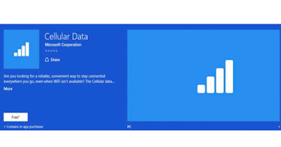 Microsoft Memiliki SIM Card ?