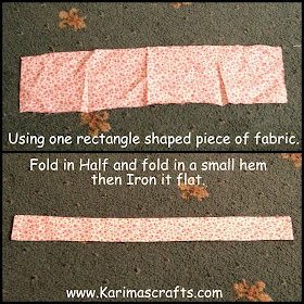 easy headband tutorial muslim blog