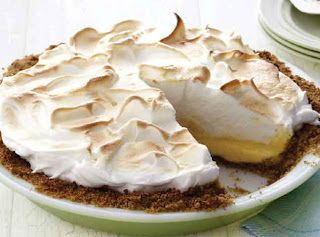 Magic Lemon Meringue Pie