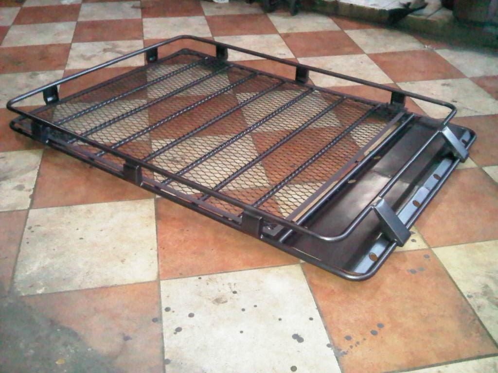 Aksesoris Mobil Variasi Suzuki Jimny Katana Roof Rack