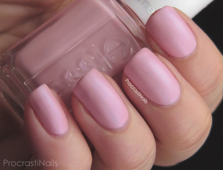 Swatch-It Sunday: Essie Just Stitched from the Cashmere Matte ...