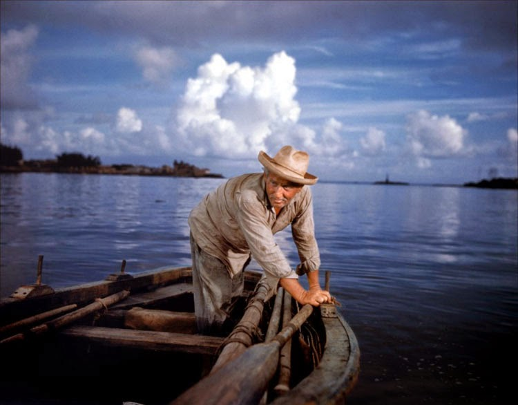 Interpretive essay old man and the sea