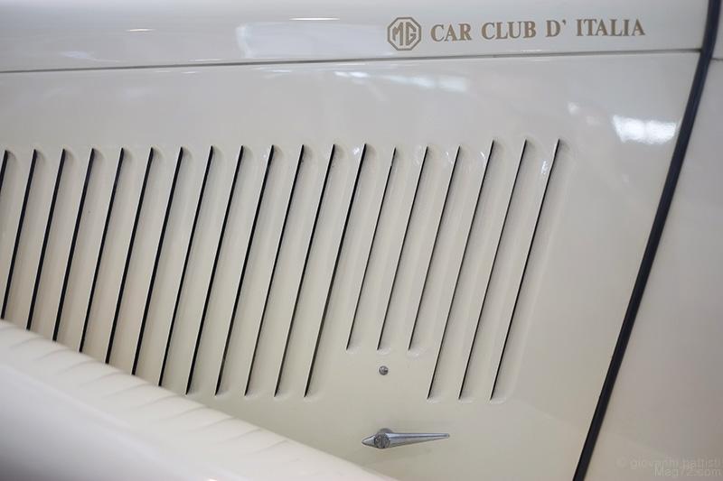 Museo Nicolis, autovettura MG d'epoca