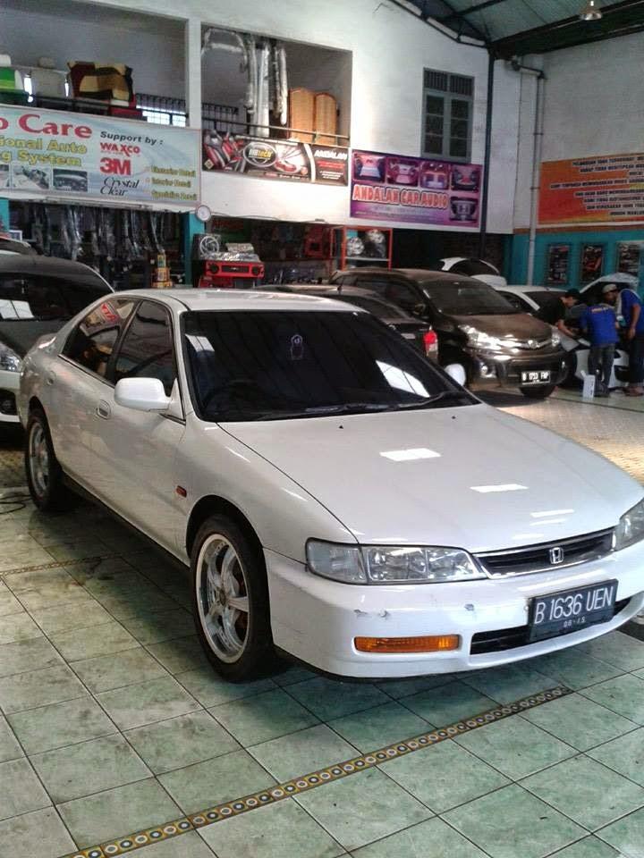 Honda Cielo Matic 1996 DIJUAL