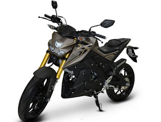 Yamaha Xabre 150 Matt Grey