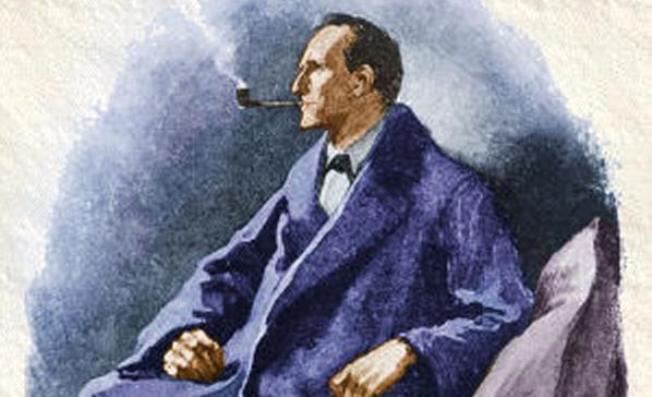 Sidney Paget Strand portrait, 1891
