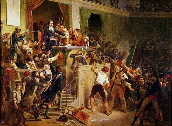 the changes that came with the french revolution The french society at that time saw one of the toughest economic french revolution brought many changes with women came out of their kitchens when the.