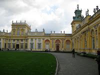 Palazzo Wilanow Varsavia