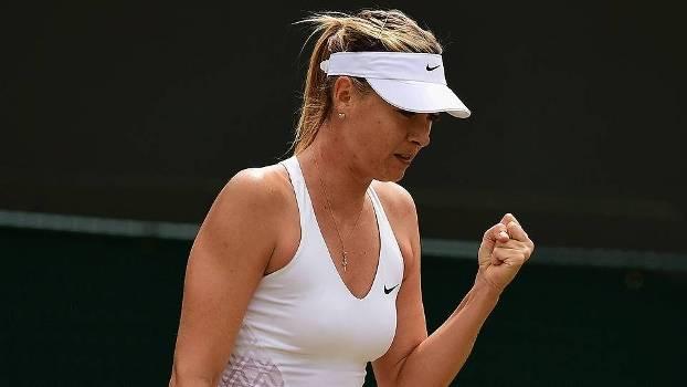 Wimbledon: Sharapova recupera 2º lugar no ranking
