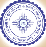 Convent of Jesus and Mary High School Logo