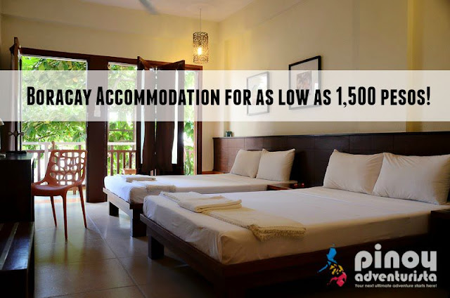 Boracay accommodation hotels promos 2015