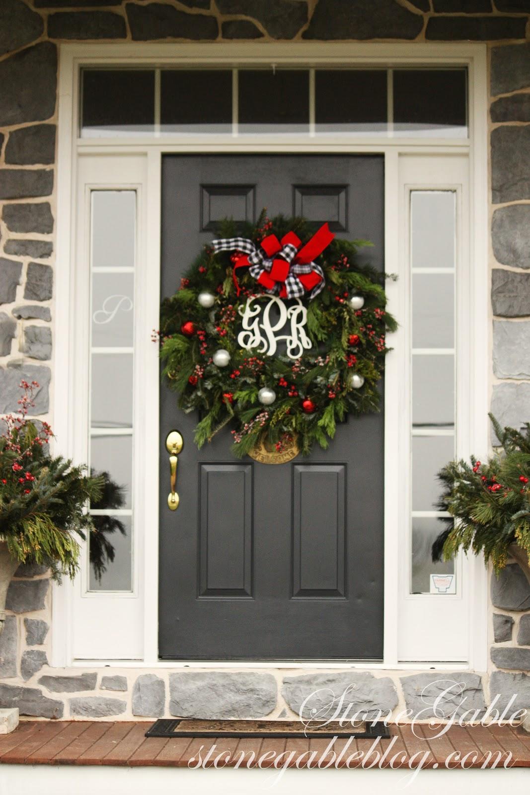 christmas door decorations high school