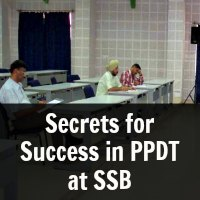 PPDT at SSB