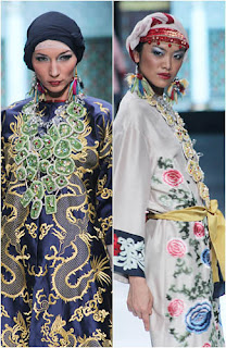 Foto Terbaru Trend Fashion 2014 Aksesori Jilbab