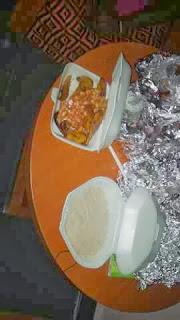 Ruggedman vs Abuja Promoter Part 3 – See The Food Ejiro Boasted Of… [PHOTO]