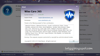 Free Download Wise Care 365 Pro 2.21.173 Full Version