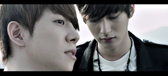Park Kyung, Jaehyo block b be the light mv screencap