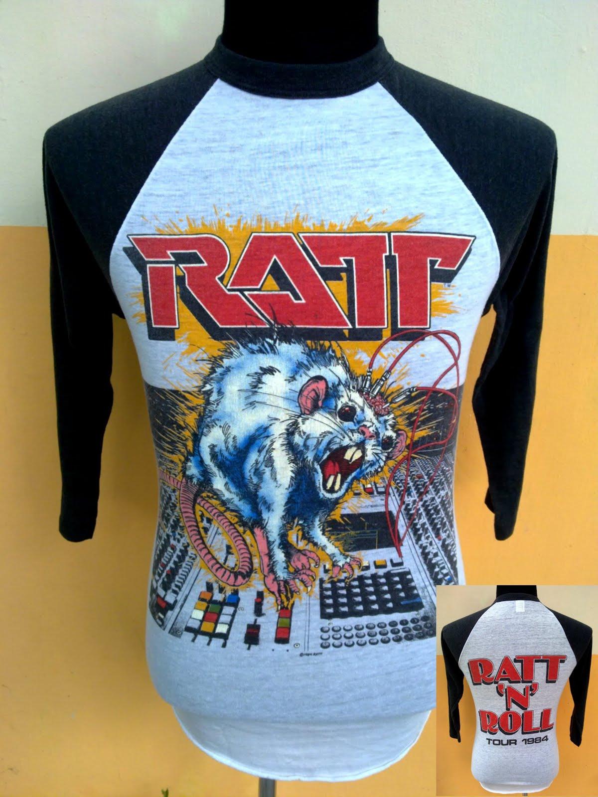 '84 RATT 'N' Roll