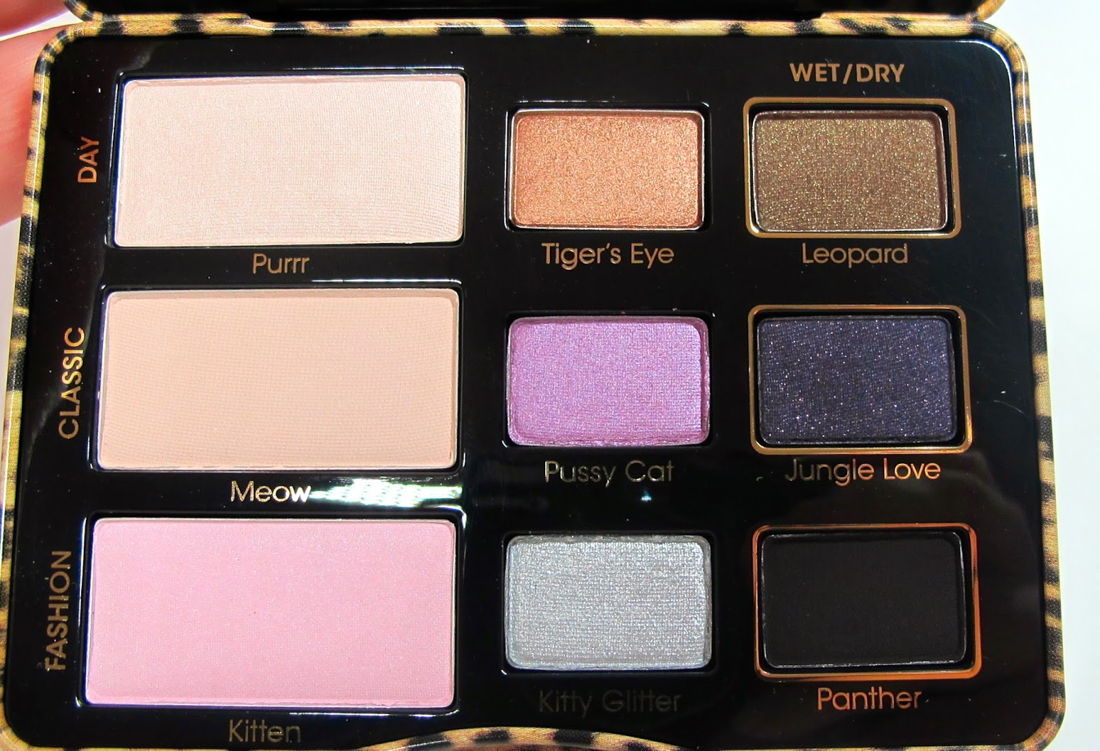 lvmakeup too faced cat eyes palette review and swatches. Black Bedroom Furniture Sets. Home Design Ideas