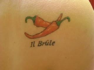 imagens de tatuagens de pimenta