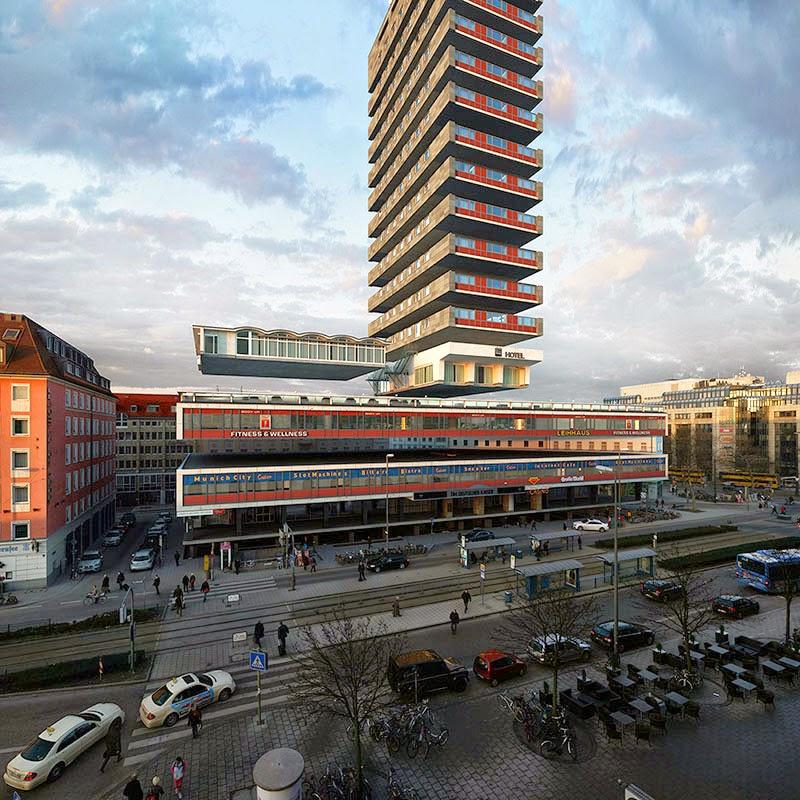 Victor Enrich transforma un hotel en Munich
