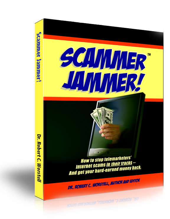 Scammer Jammer book - exposing Thrive Learning LLC: died with Scam Skeletons in it's closets.b