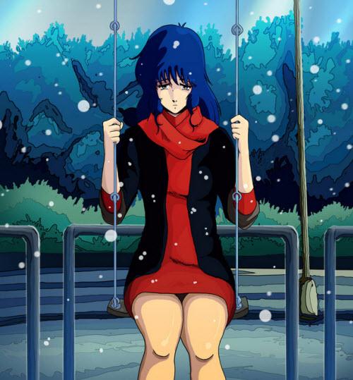 Lynn Minmay: Amor en formato anime