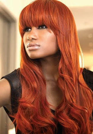 popular black girl hairstyles with bangs 2014  hairstyle