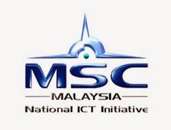 MSC Malaysia Logo