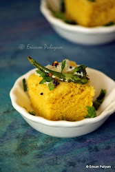 Check out Instant Dhokla-Healthy Snack