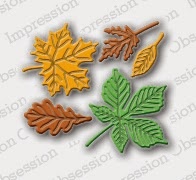 Small Leaf Set from Impression Obsession