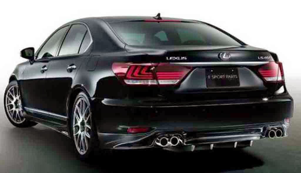 2017 Lexus Ls 460 Changes Redesign Release Date And Price Cars