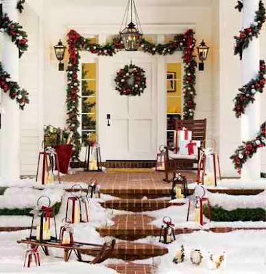 Inspiracja świątecznej aranżacji