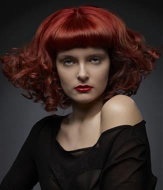 pelo+rojo+con+mechas+doradas