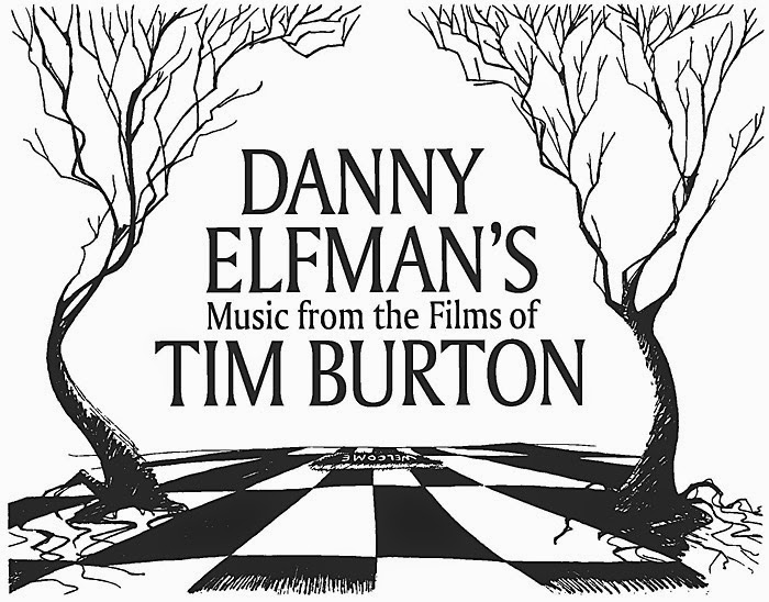 adelaide festival - danny elfman's music from the movies of tim burton