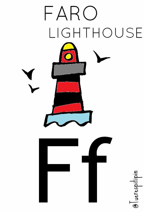 tarjetas educativas abecedario de la f a la i. Black Bedroom Furniture Sets. Home Design Ideas