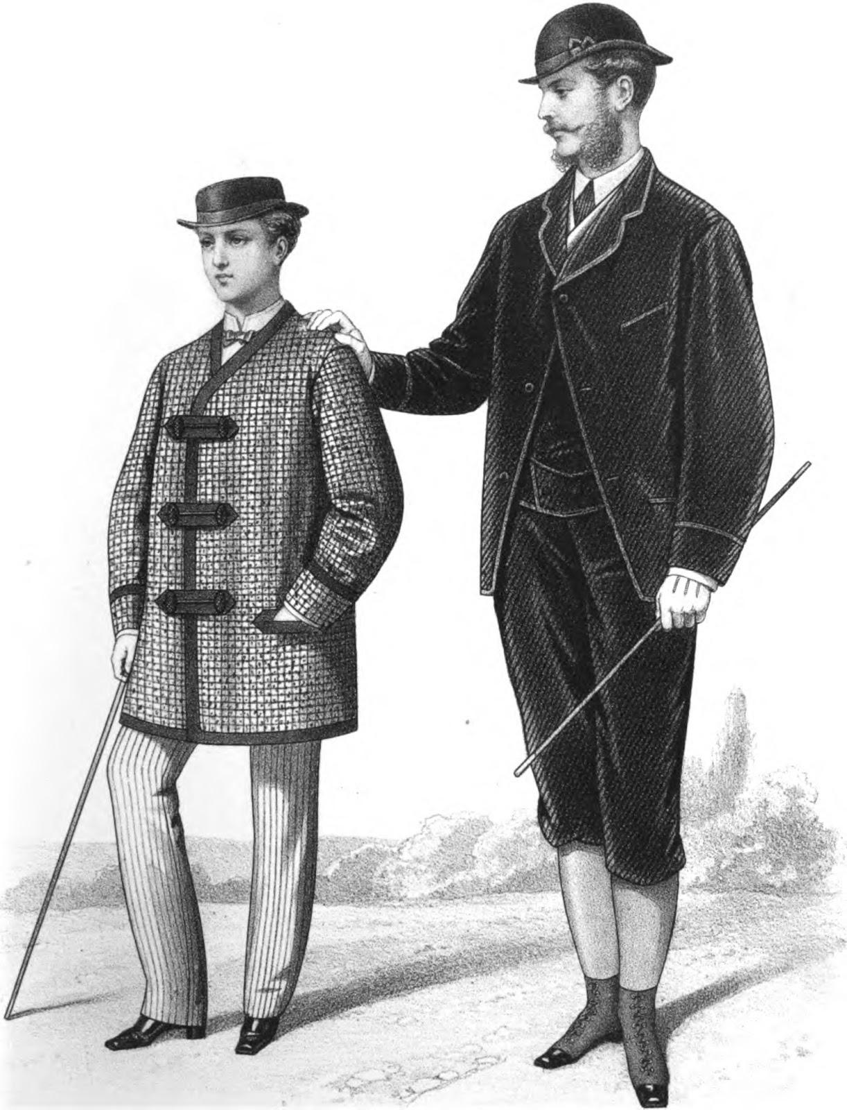 Modern victorian clothing men