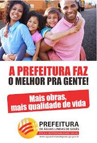 A  PREFEITURA FAZ O MELHOR PRA GENTE.
