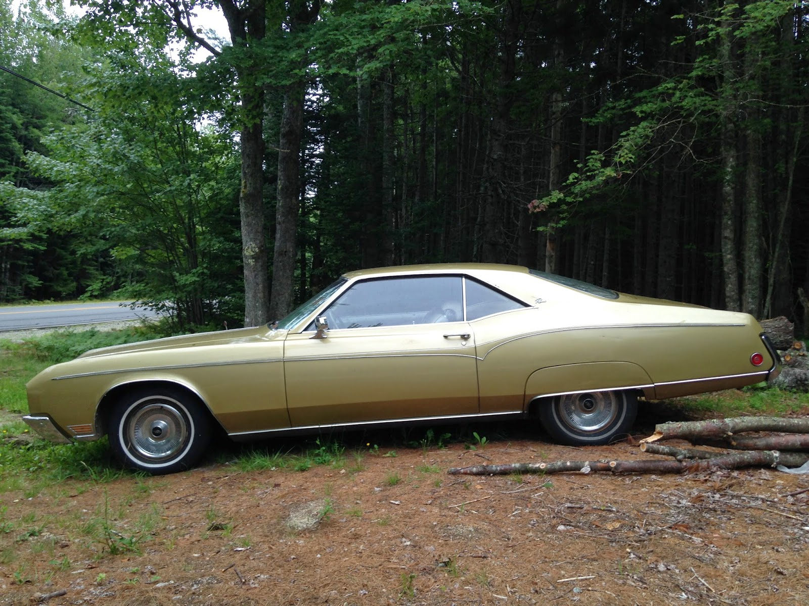 1970 buick riviera for sale in brooklin maine
