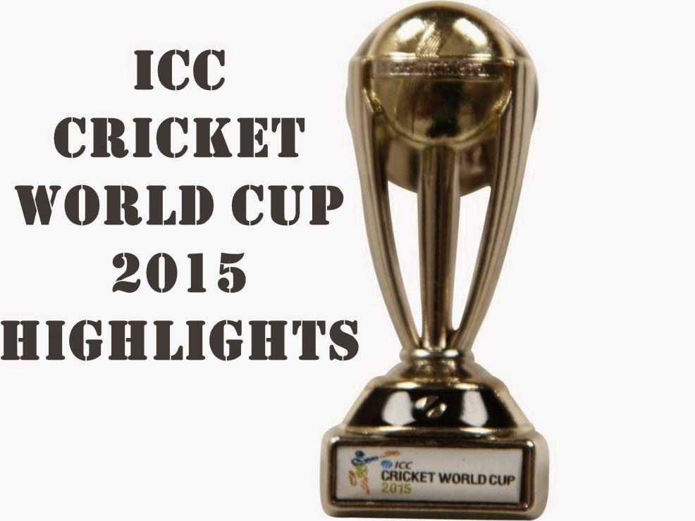 World Cup 2015 Highlights