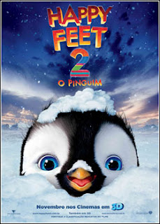 Download - Happy Feet 2 - O Pinguim DVDRip - AVI - Dual Áudio